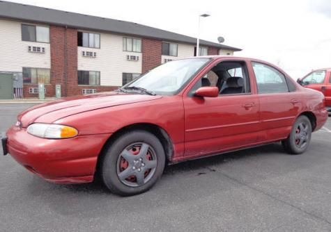 1996 Ford Contour Gl Dirt Cheap Car For Sale Under 1000 Near