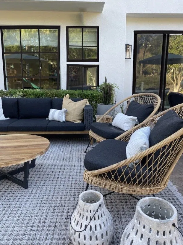 Before and After: Fall Outdoor Refresh with ArticleBECKI OWENS