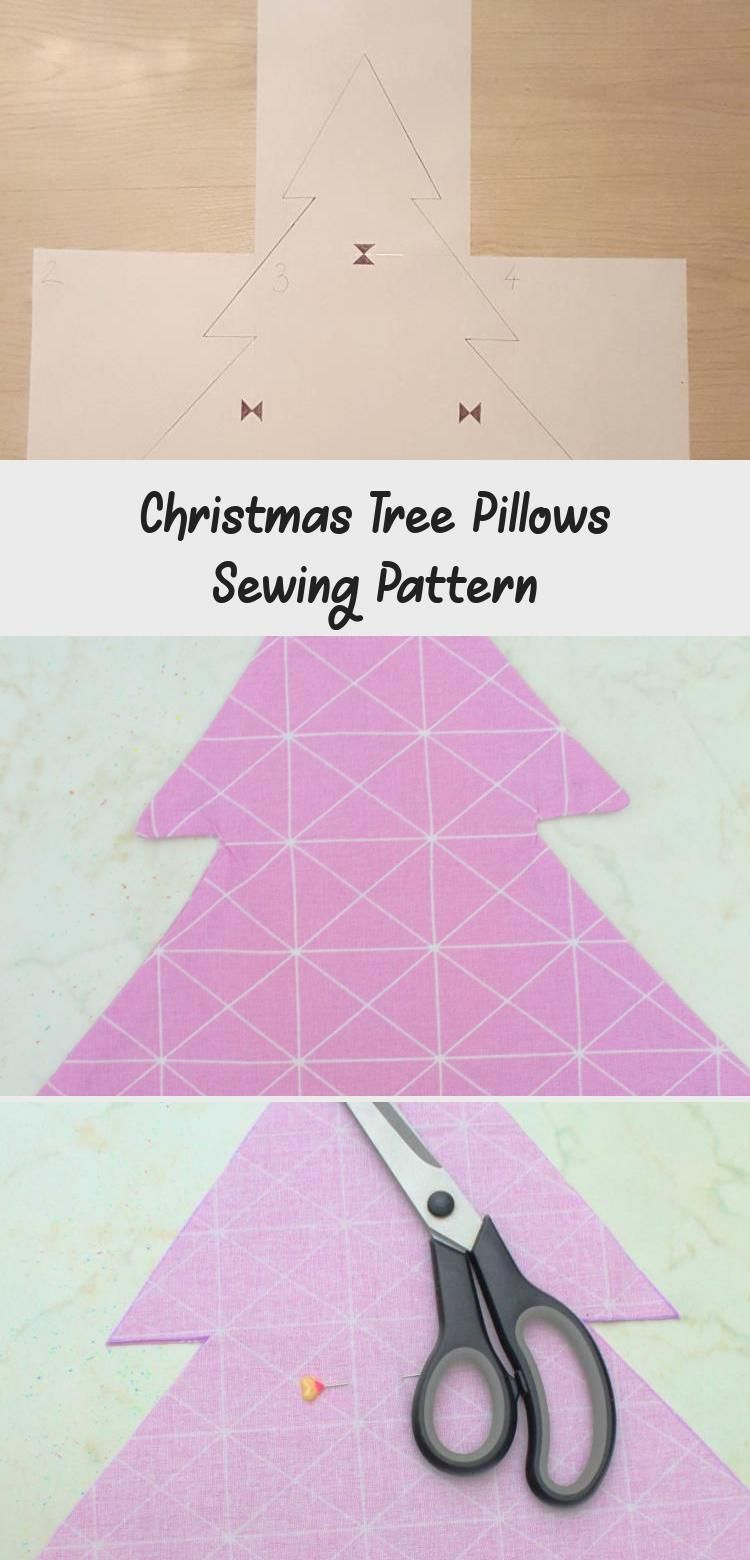 Have you been looking for cute ideas for Christmas pillows to make? A Christmas