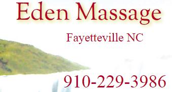 Eden massage fayetteville nc