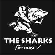 Sharks Rugby Team Kwa Zulu Natal Rugby Logo Rugby Team Rugby Sport