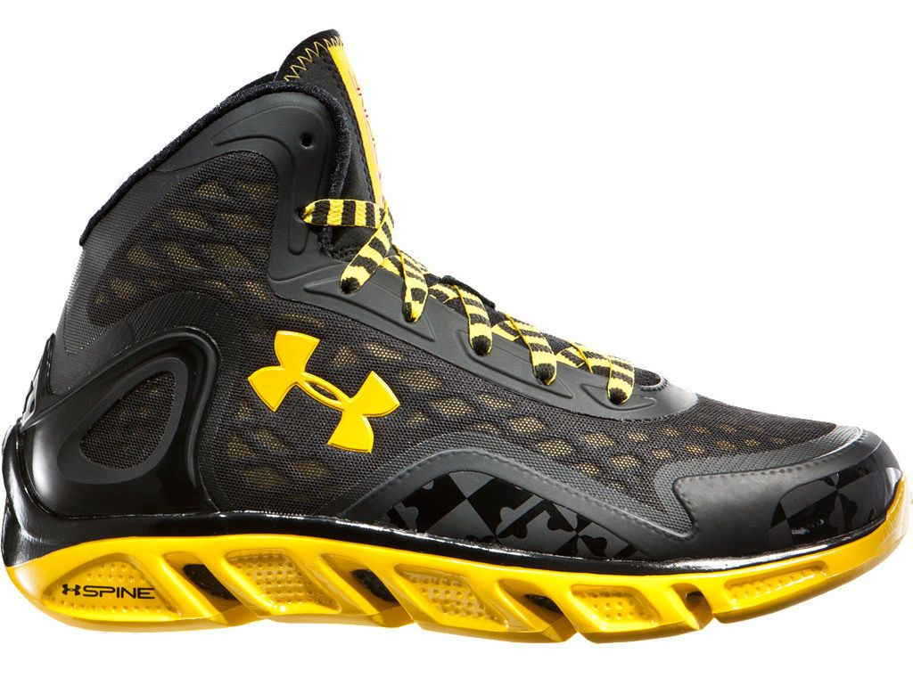 all under armour shoes