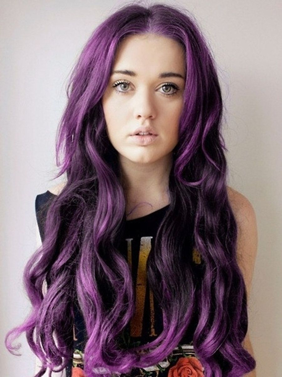 18 inch funky purple tape in hair extensions straight 10pcs hair 18 inch funky purple tape in hair extensions straight 10pcs pmusecretfo Choice Image
