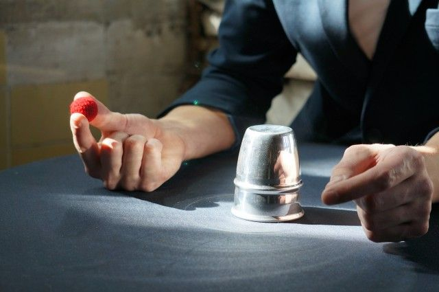 Wat is close-up magic of tafelgoochelen nu precies?