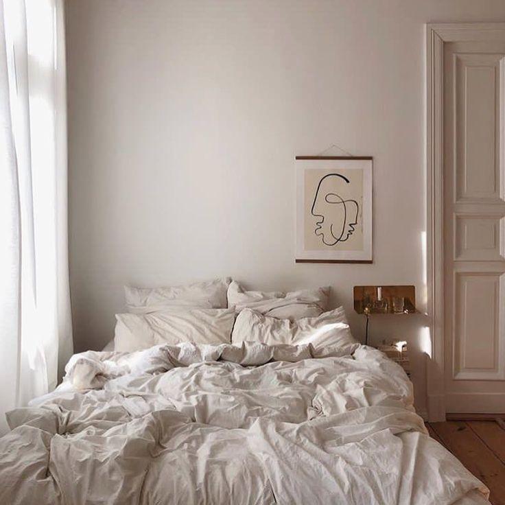Photo of @svenja_tramahauze #bedroom #bedroomdecor #bedroomdesign #scandinavianstyle #sca