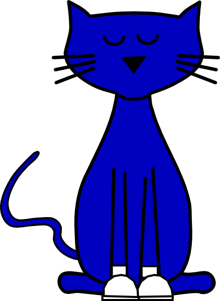 Pete Cat Shoes Red Clip Art Cat Clipart Clip Art Pete The Cat