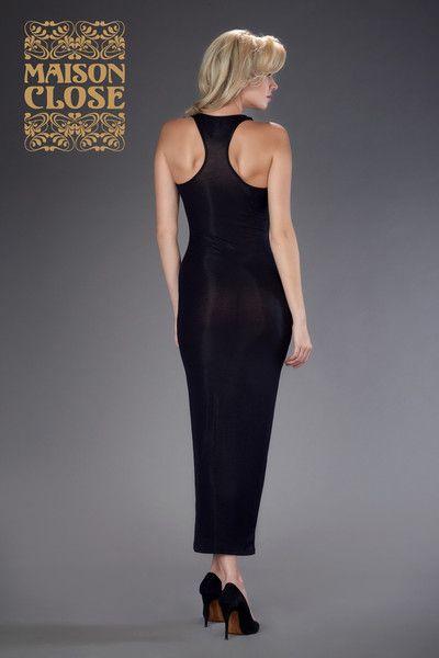 Bellevue dress - Black Maison Close Online Shop Sale Classic Many Colors Best Prices Sale Online 1KLVOG