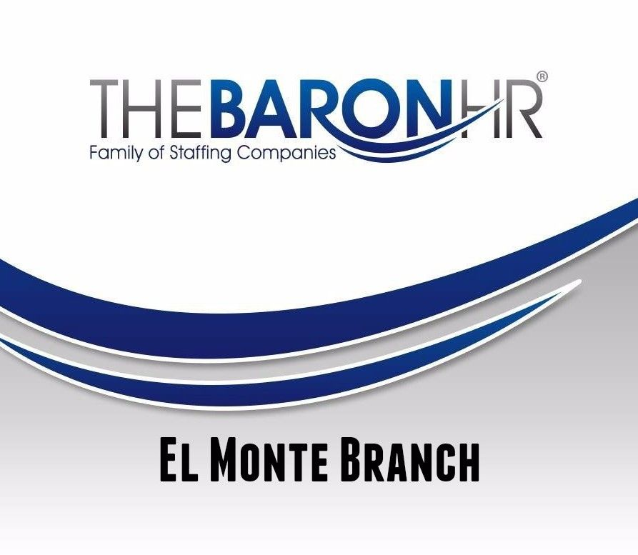 Easy 1 Click Apply Baronhr El Monte Branch Entry Level Welder