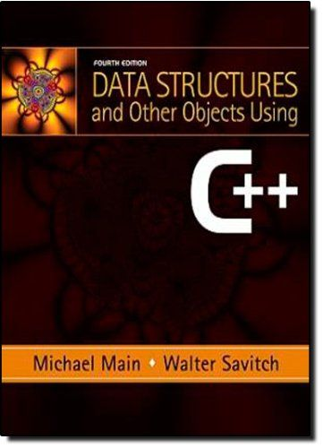 Data structures and other objects using c 4th edition books data structures and other objects using c 4th edition fandeluxe Choice Image