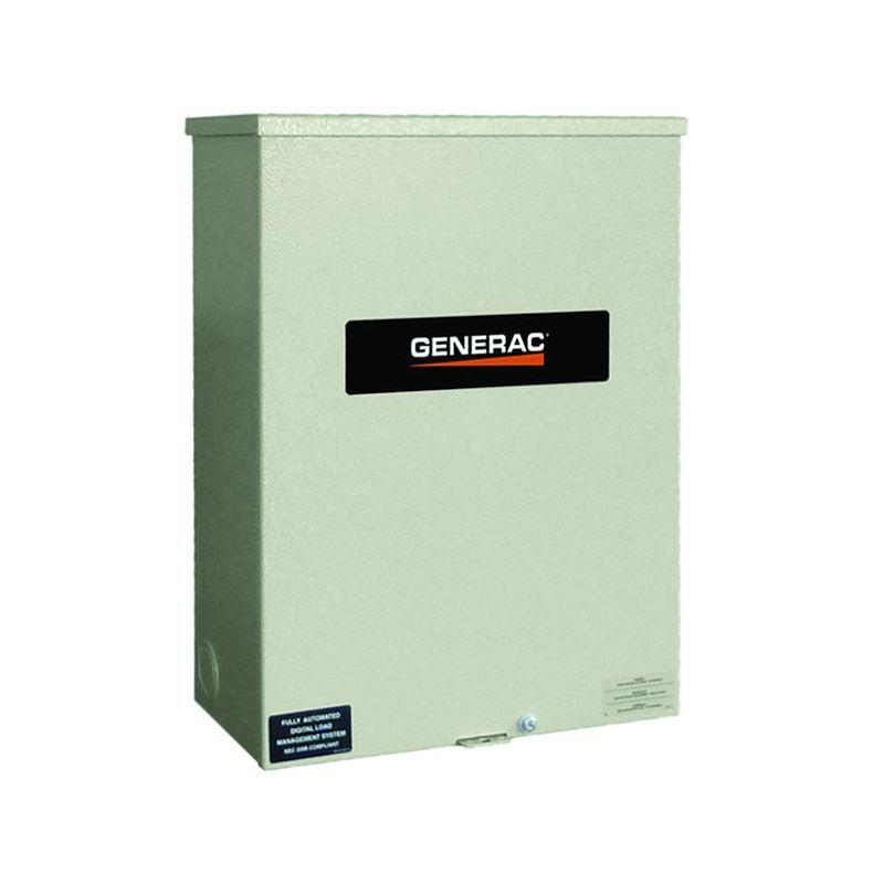 Generac RTSR100A3 100 Amp Smart Switch Automatic Transfer