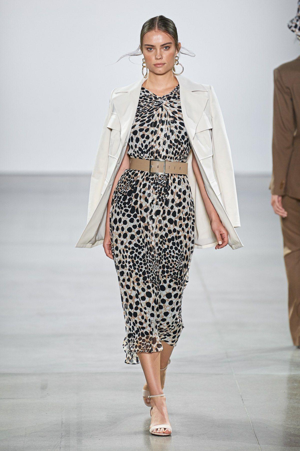 Elie Tahari Spring 2020 Ready To Wear Fashion Show Fashion Ready To Wear Spring Collection Fashion