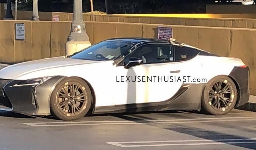 2019 Lexus Lc F Price Photos News Release Date Specs Debut 600