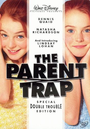 The Parent Trap [Special Edition] [DVD] [1998] in 2019