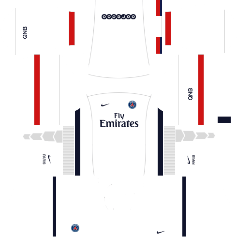 Psg 2019 2020 Kit Logo Dream League Soccer In 2020 Psg Soccer Kits Soccer