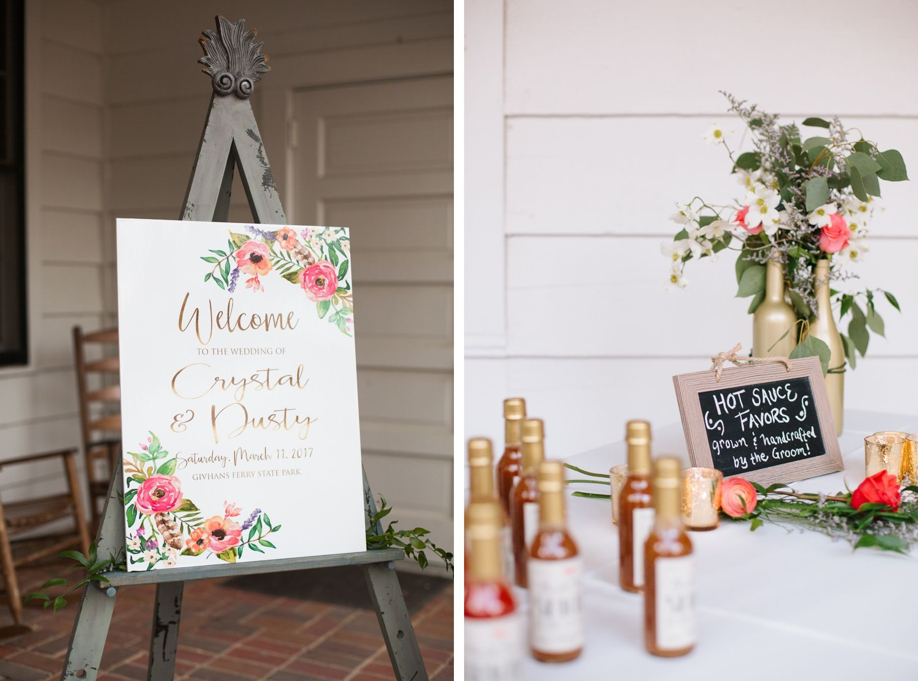 Colorful Fl Welcome Sign Givhans Ferry State Park Wedding Charleston Photographer Studio