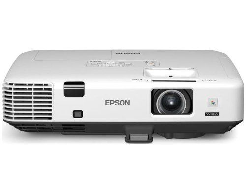 Epson POWERLITE 1940W WXGA 3LCD V11H474020 Projector by Epson. $1235.08. Keep presentations shining bright, even in ambient light, with the PowerLite 1940W. Designed for corporate, education and house of worship use, this bright, feature-packed solution projects vibrant, colorful images in virtually any setting. Perfectly portable, this sleek projector can be easily carried between meeting rooms and classrooms or can be installed in small-to medium-size venues. And, you'l...
