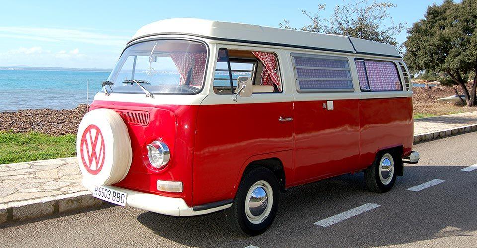 vw t2 westfalia camperbus campervan vw bus mieten auf mallorca rent a classic mallorca 3. Black Bedroom Furniture Sets. Home Design Ideas