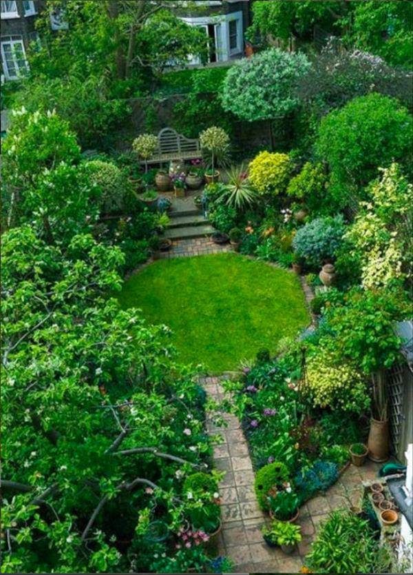 50 DIY Garden Layout Plans for Your Back Yard and Front Yard - The First-Hand Fashion News for Females