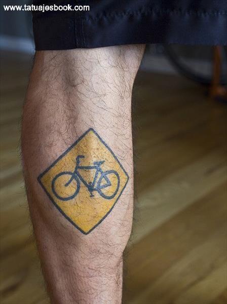 tatuajes de bicicletas 27