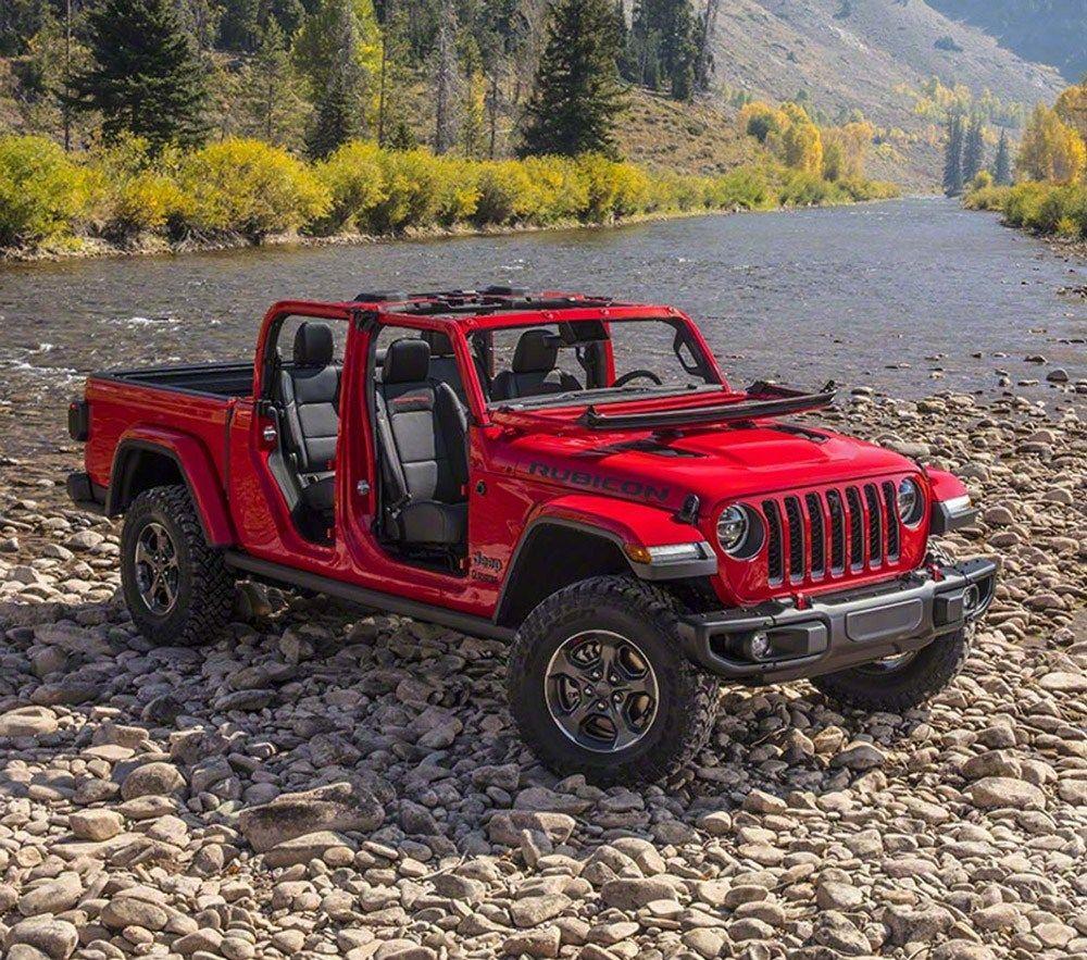El Jeep Gladiator Sale A Pelear El Segmento Con Precios Mas Altos