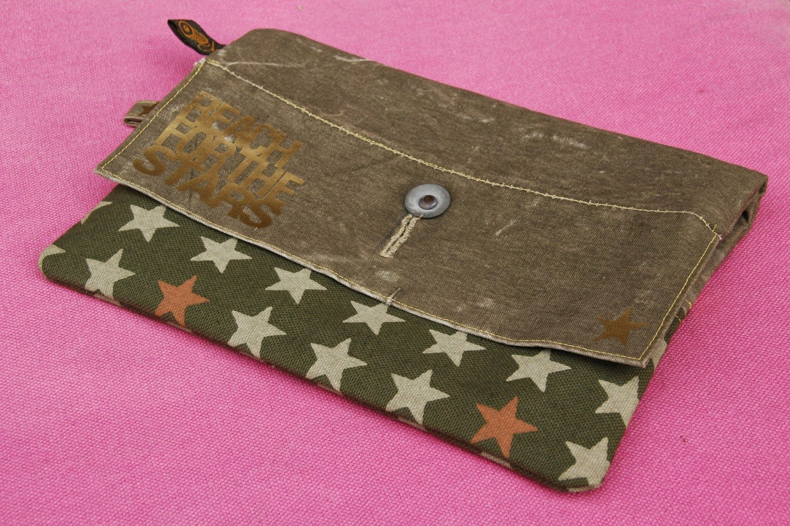 Clutch Z T Aus Alter Armee Plane Clutch Partly Made From Old