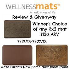 viva veltoro: Wellness Mats Giveaway! #newhomenewroots