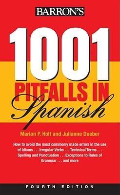 1001 pitfalls in spanish pdf