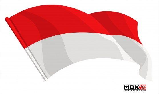 7 Gambar Bendera Indonesia Merah Putih Vector Cdr Ai Pdf Bendera Gambar Indonesia
