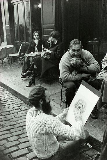 Montmartre, 1976.