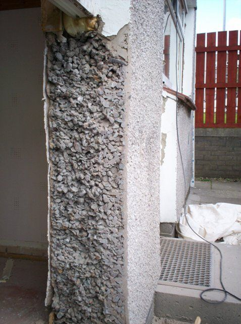 No Fines Concrete Google Search Concrete Ladder Decor