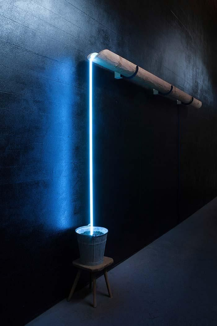 PVC lamp: learn how to make and see creative models  - wohnideen -