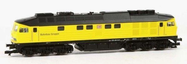 Just Listed Roco 36284 TT Deutsche Bahn AG Diesel