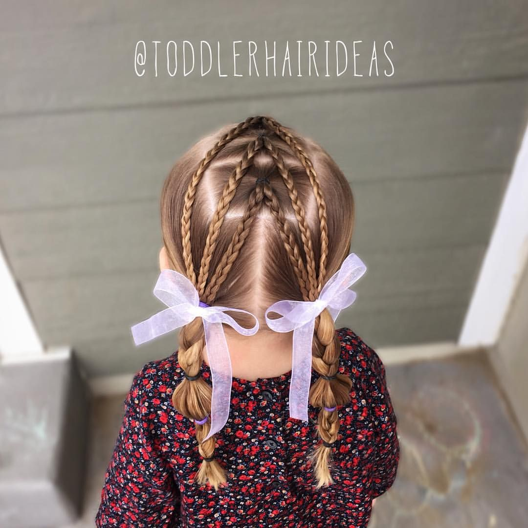 See this Instagram photo by @toddlerhairideas • 505 likes