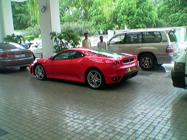 Attrayant Hot Cars In Pakistan, Ferrari 430  BMW 7 Series In Pakistan I Really