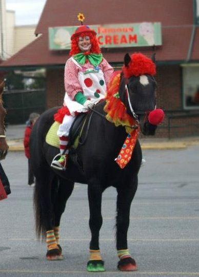 Horse Rider Halloween Costume