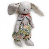 yume / handmade bunny (e) via sweet william ltd.