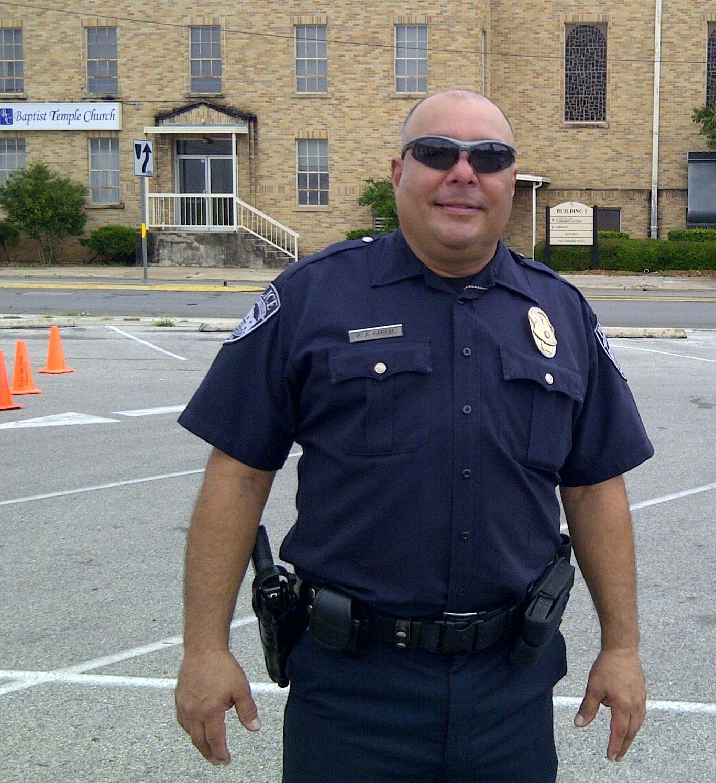 Ralph garcia is a san antonio police detective who