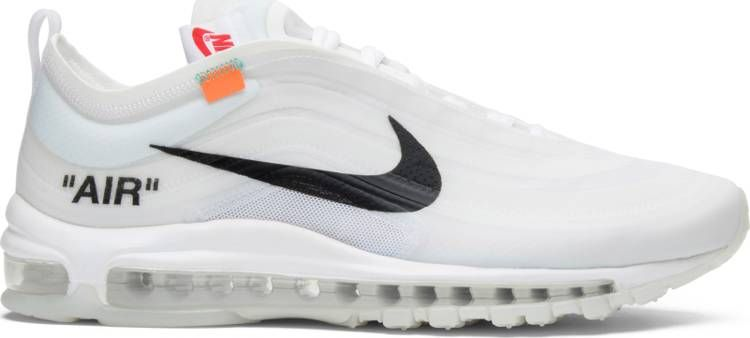 detailed pictures incredible prices arrives OFF-WHITE x Air Max 97 OG 'The Ten' | Dope shoes | Air max ...