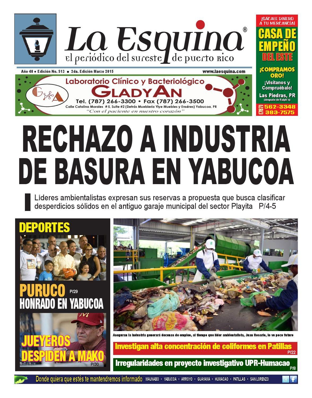 Periodico La Esquina