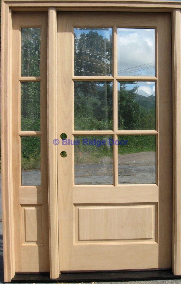 Surprising front door with one sidelight front doors print front