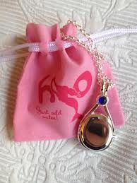 h20 just add water pendant. I HAVE THIS AND THE THIRD SEASON CRYSTAL  I like to wear a pendant I like it