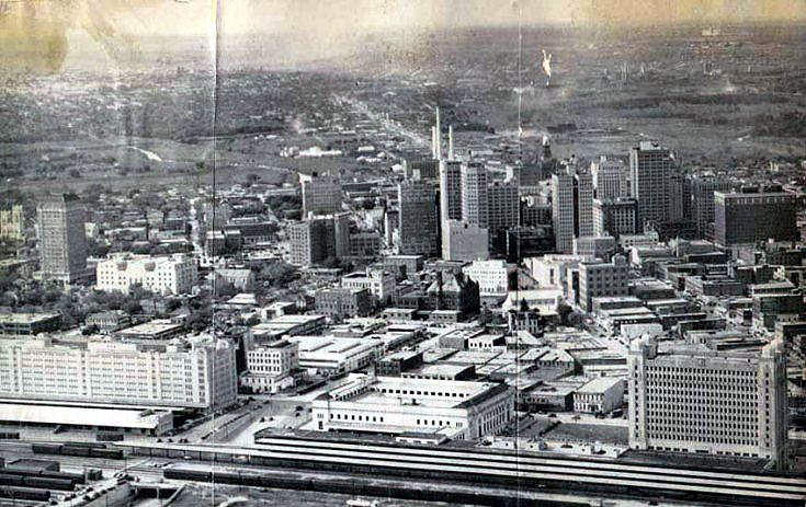 Downtown 1920s Fort Worth Texas Pinterest Fort Worth Fort