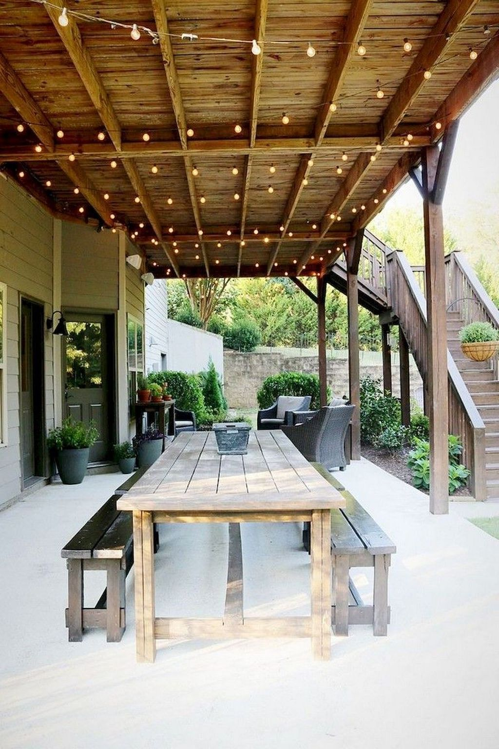 f401839ddd2 Curate your own personal oasis with the top 33 ideal outdoor patio ideas.  Discover great