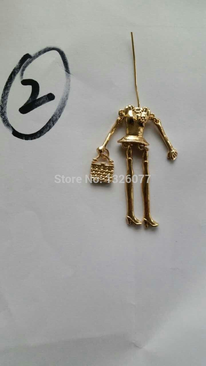 Doll parts on arrival!! Fashion doll necklace Charms accessories ...