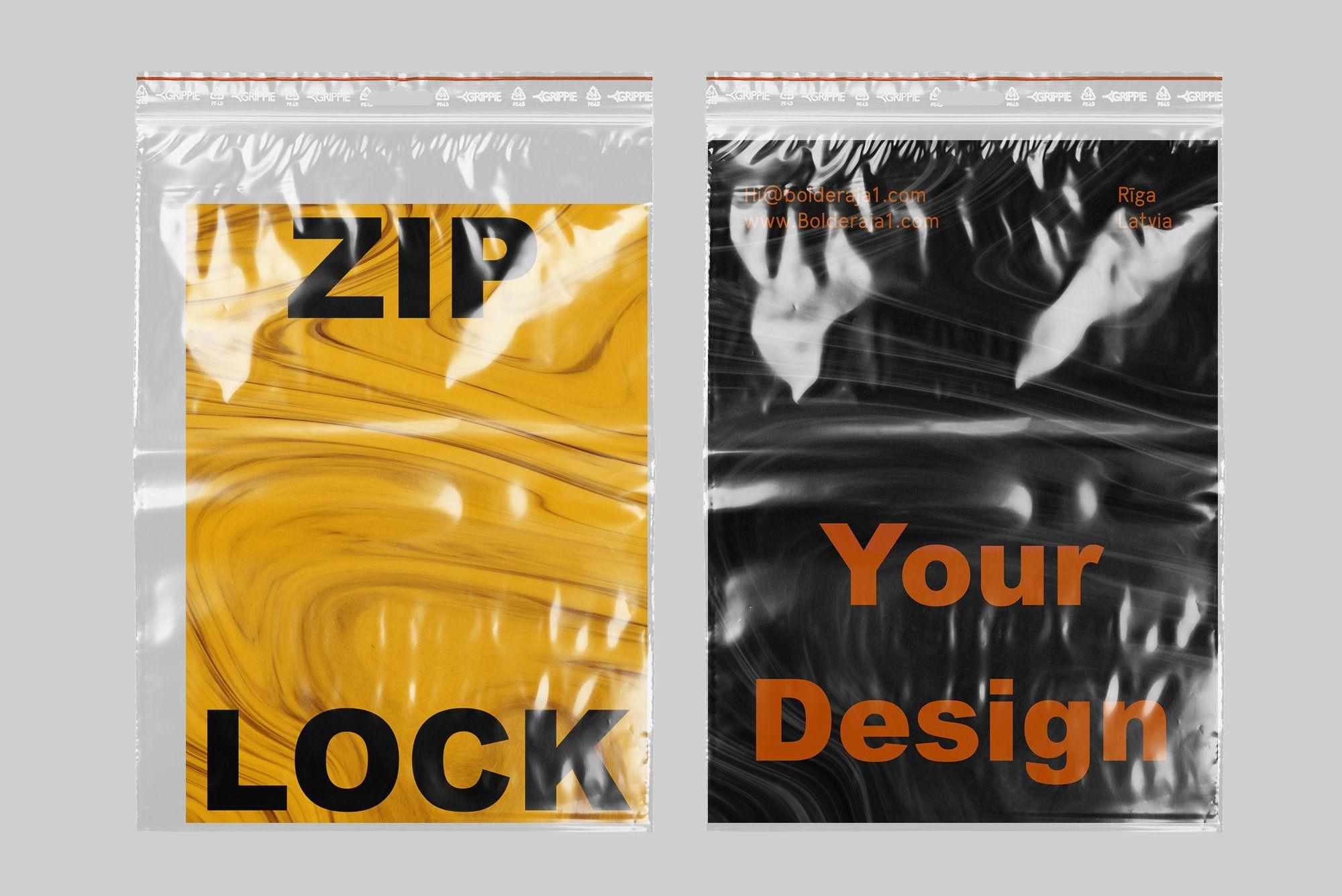 Download Ziplock Bag Mockup Bag Mockup Ziplock Bags Mockup