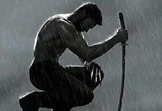 """It's going to be pretty hard to get away from Hugh Jackman in the next several months, as he rides his """"Les Miserables"""" awards push right into promoting """"The Wolverine."""""""