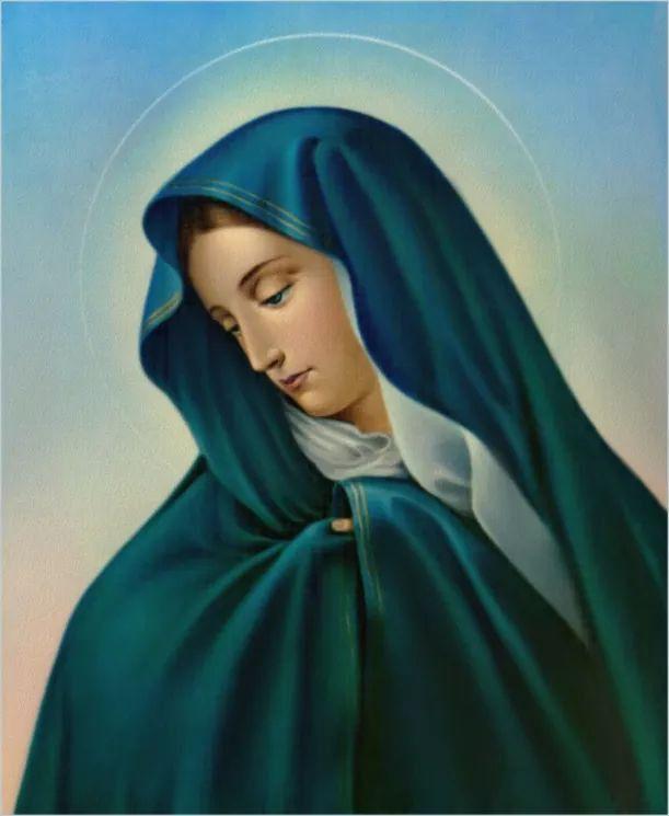 них описаны картинки плачущая богородица ангел подумала
