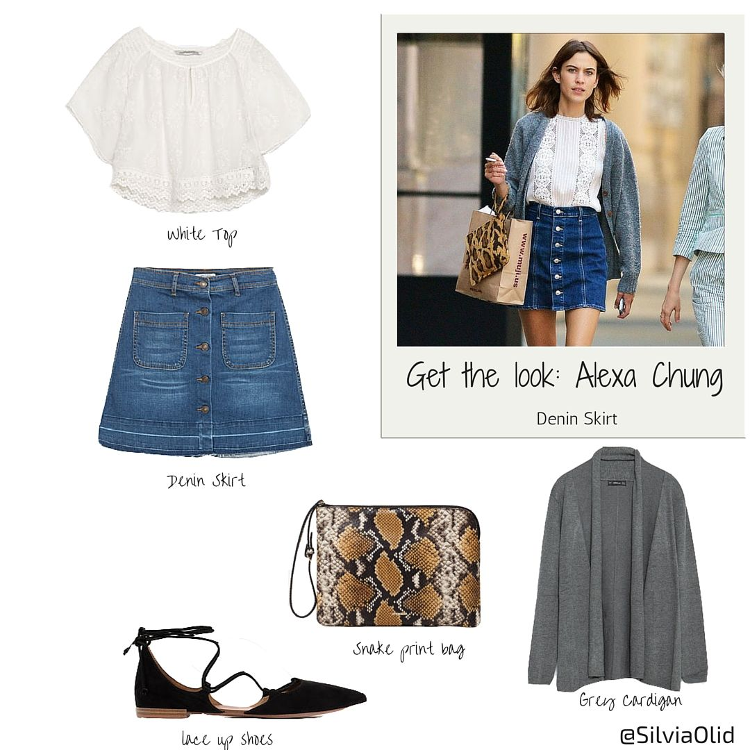 Get the look: Alex Chung