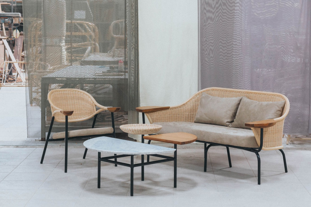 New Rattan Furniture From Indonesia Indesignlive