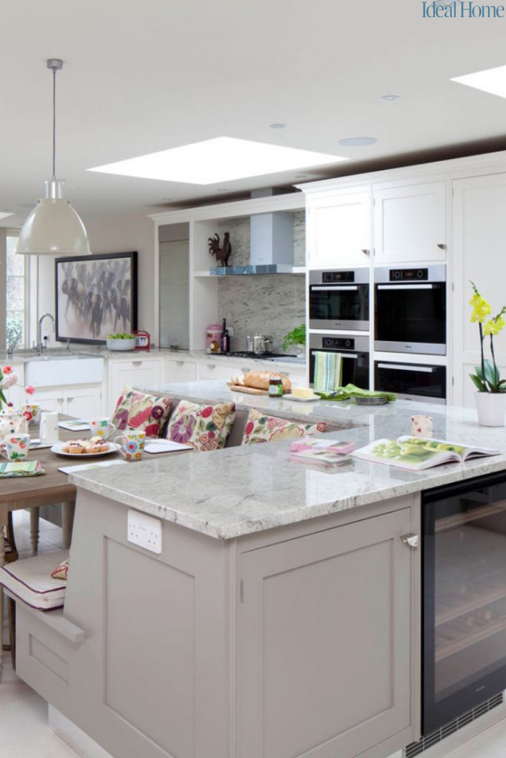 L-shaped kitchen ideas – for practical, concise & effortlessly stylish space